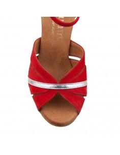 Chaussure satin fushia for Danse de salon nantes