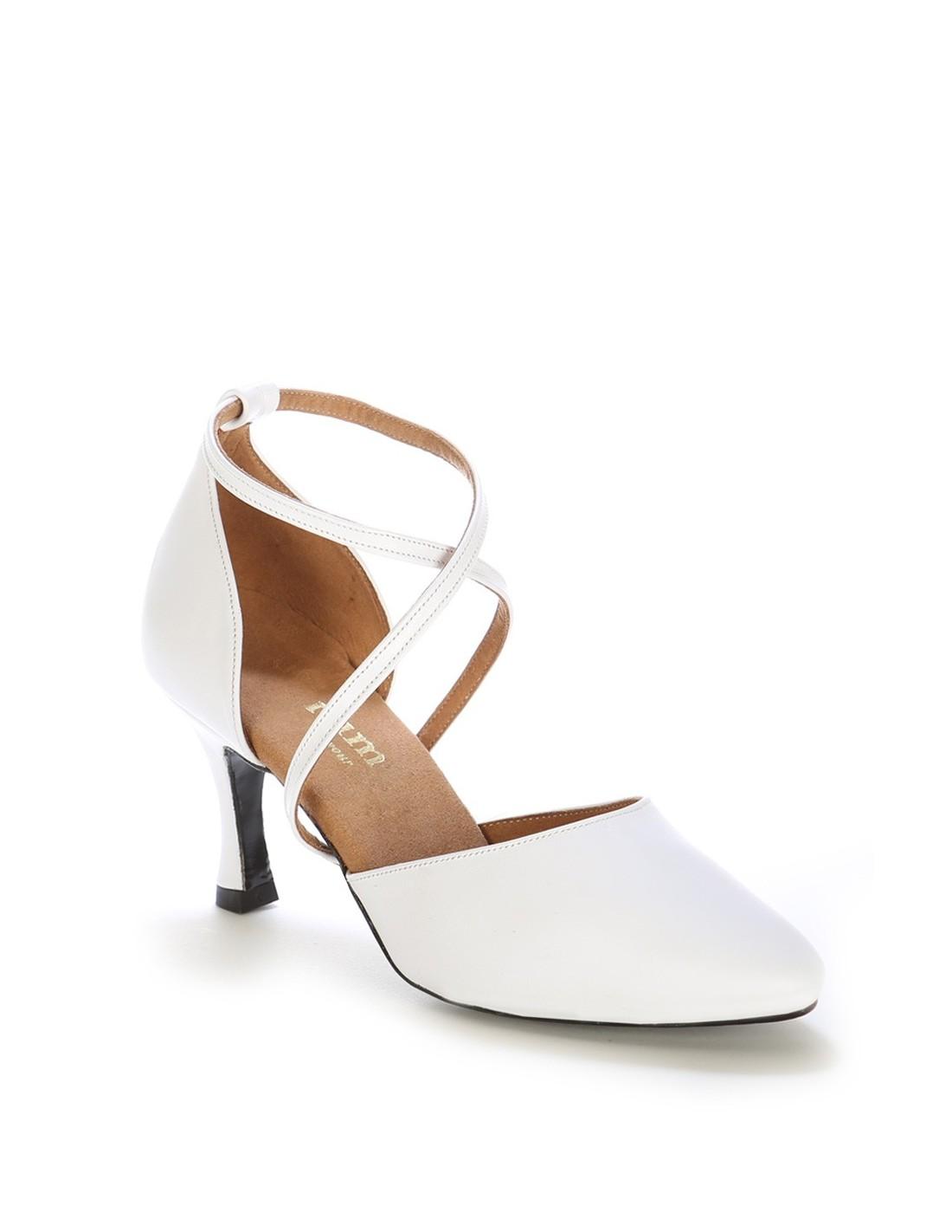 Chaussures de danse de salon satin noir l gantes for Chaussures de danse de salon toulouse