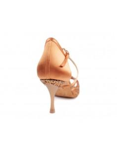 Boots de chasse cuir marron