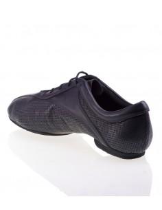 Chaussures de danse en satin cuivre chic